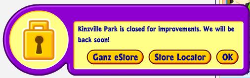 KinzvillePark_Closed